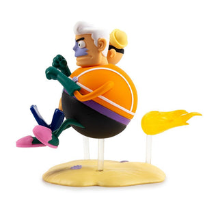 Vinyl - Mermaid Man And Barnacle Boy Art Figure By Kidrobot