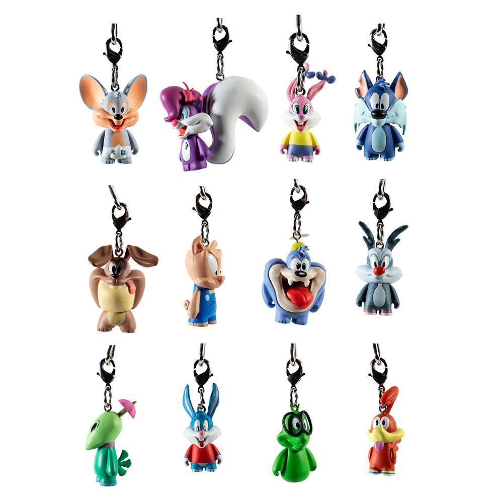VINYL/METAL - Kidrobot X Tiny Toon Adventures Blind Box Keychain Series