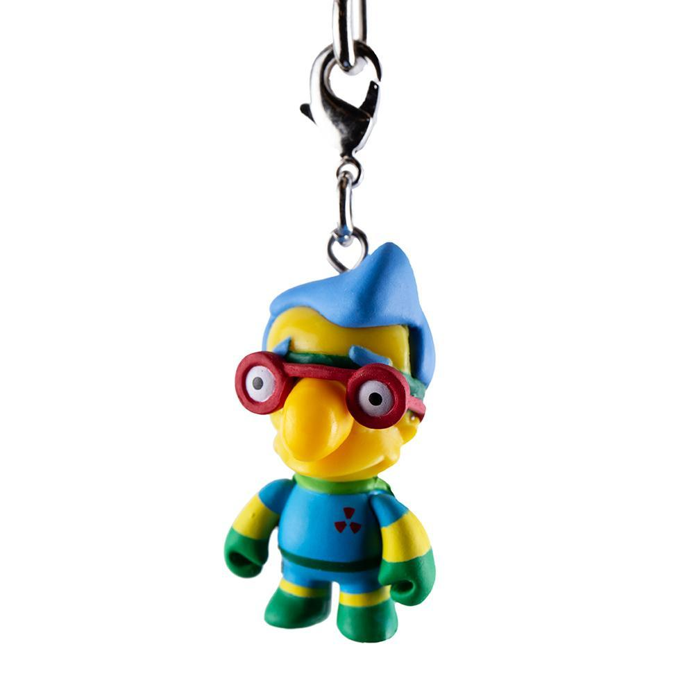 BOXES NEW KIDROBOT THE SIMPSONS KEYCHAIN  LOT OF 5