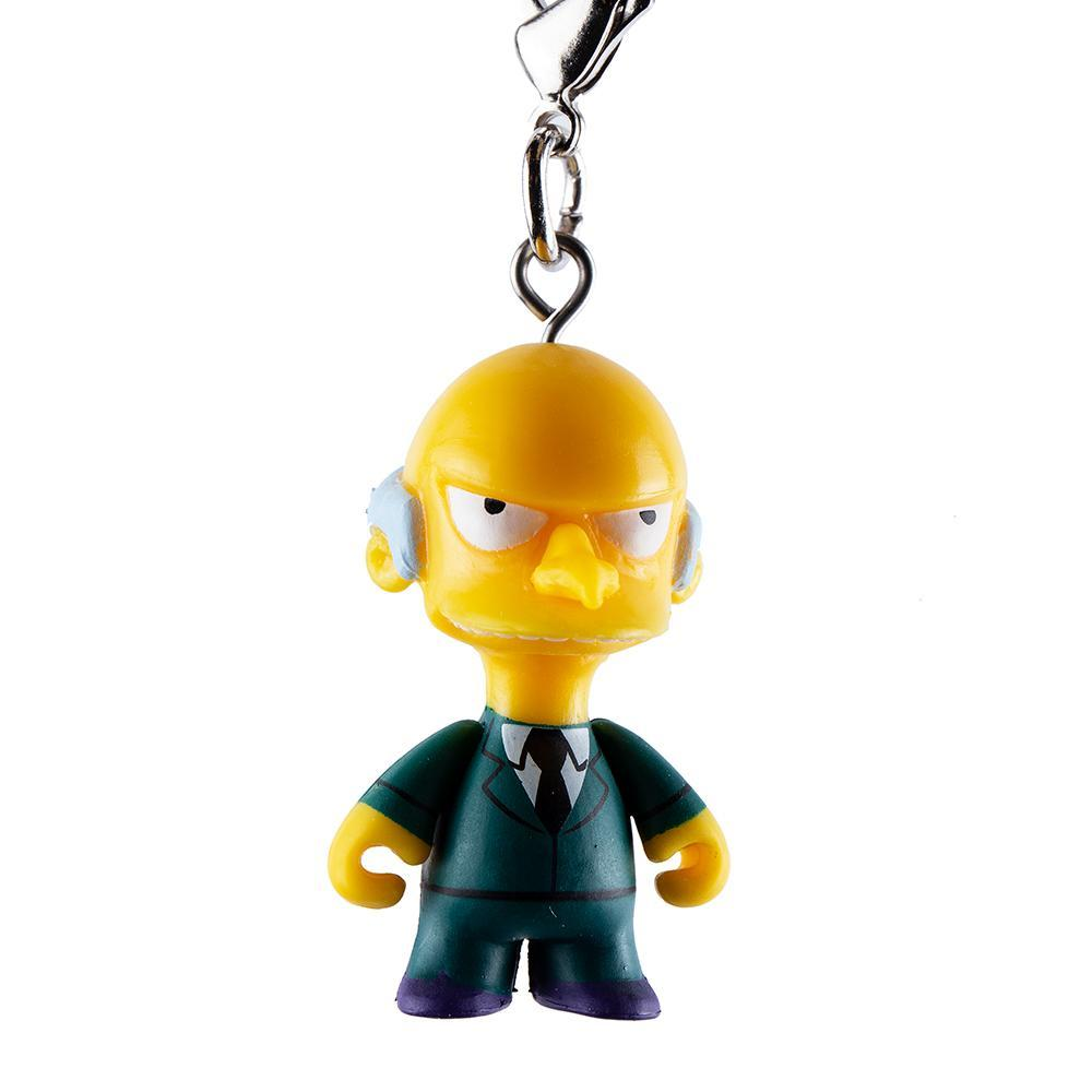 The Simpsons CRAP-TACULAR! Keychain Series by Kidrobot - Kidrobot - Designer Art Toys