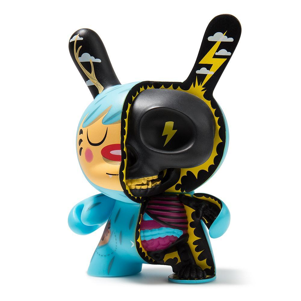 "Vinyl - Mr. Watt Anatomical 5"" Dunny"