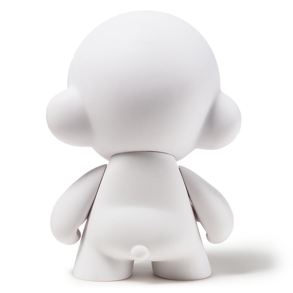 "Vinyl - MUNNYWORLD 7"" MUNNY Blank Art Toy By Kidrobot"