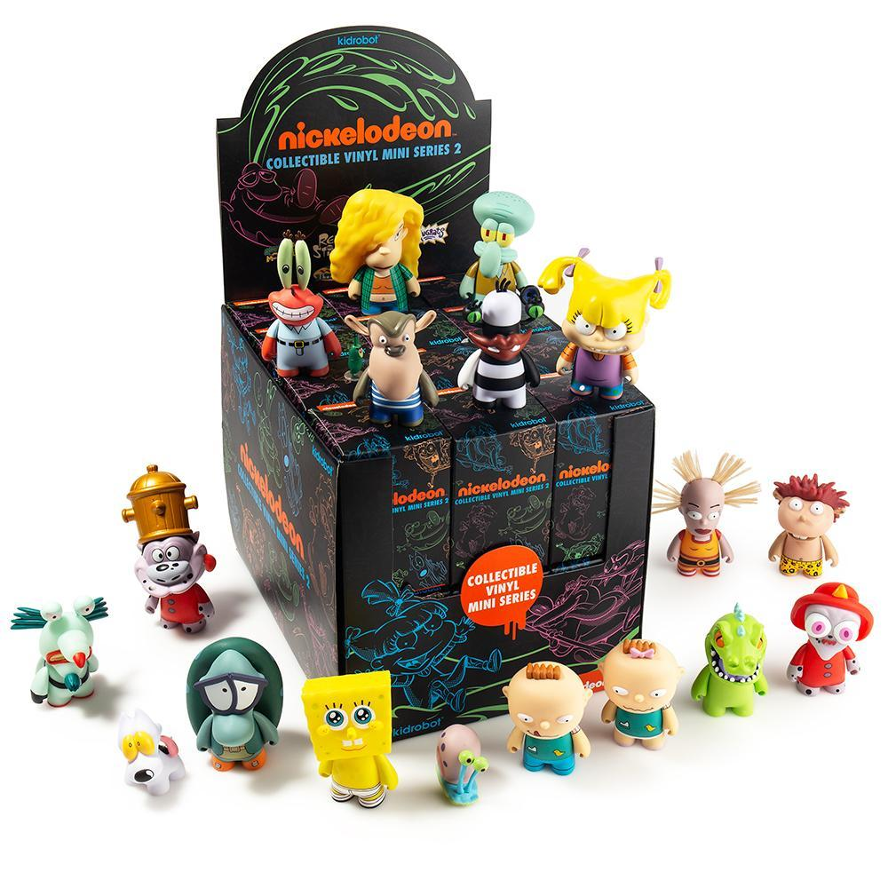 Nickelodeon Nick 90's Mini Figure Series 2 by Kidrobot - Kidrobot