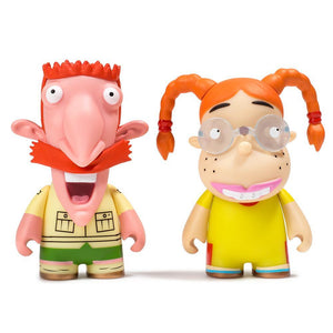 Nickelodeon Nick 90s Blind Box Toy Figures by Kidrobot - Series 1 - Kidrobot - Designer Art Toys