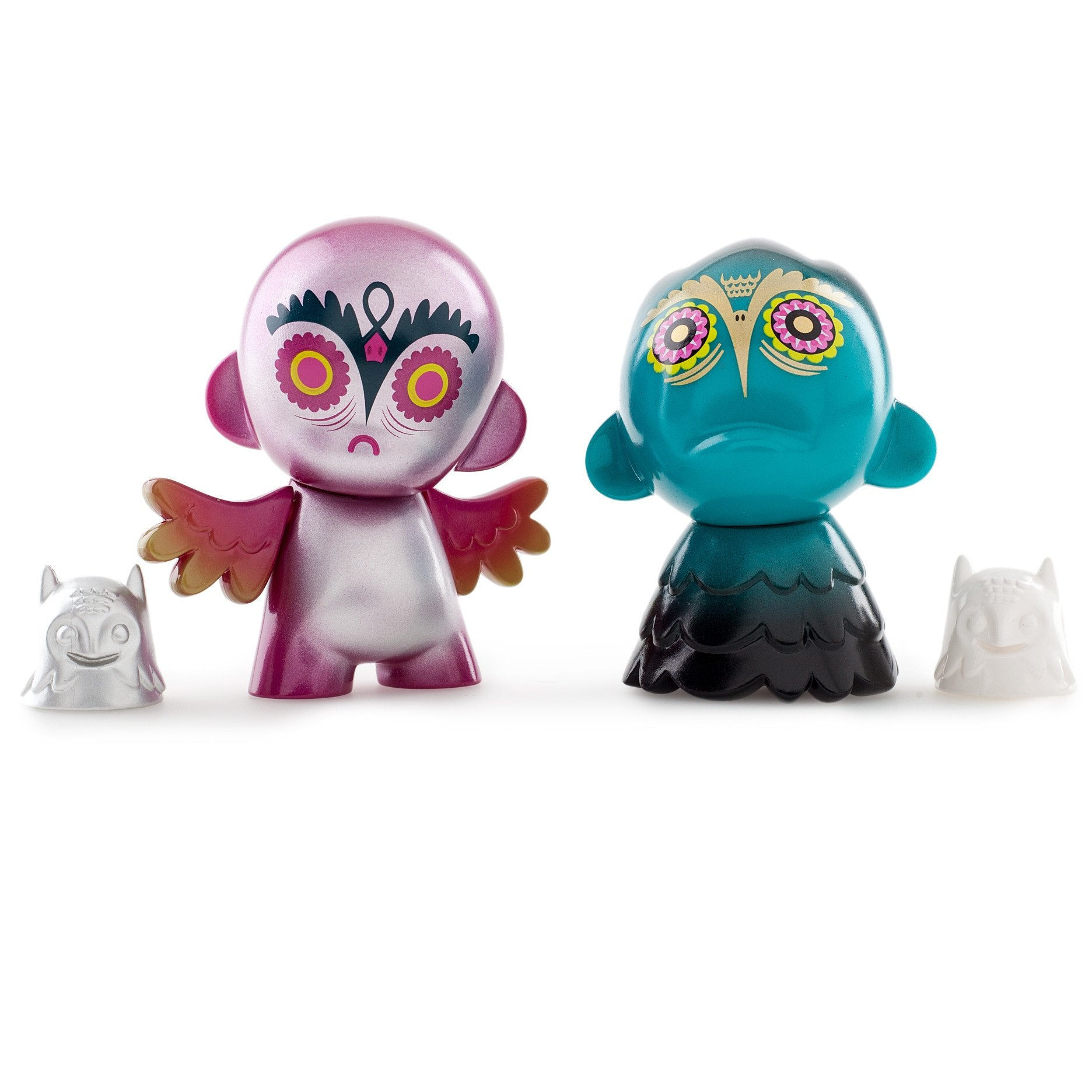 "Nightriders 3"" Mini Series by Nathan Jurevicius - Kidrobot - Designer Art Toys"