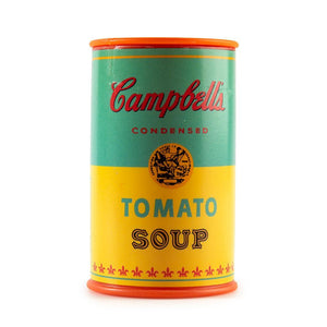 Andy Warhol Campbell's Soup Can Mystery Warhol Art Figure Series 2 - Kidrobot - Designer Art Toys
