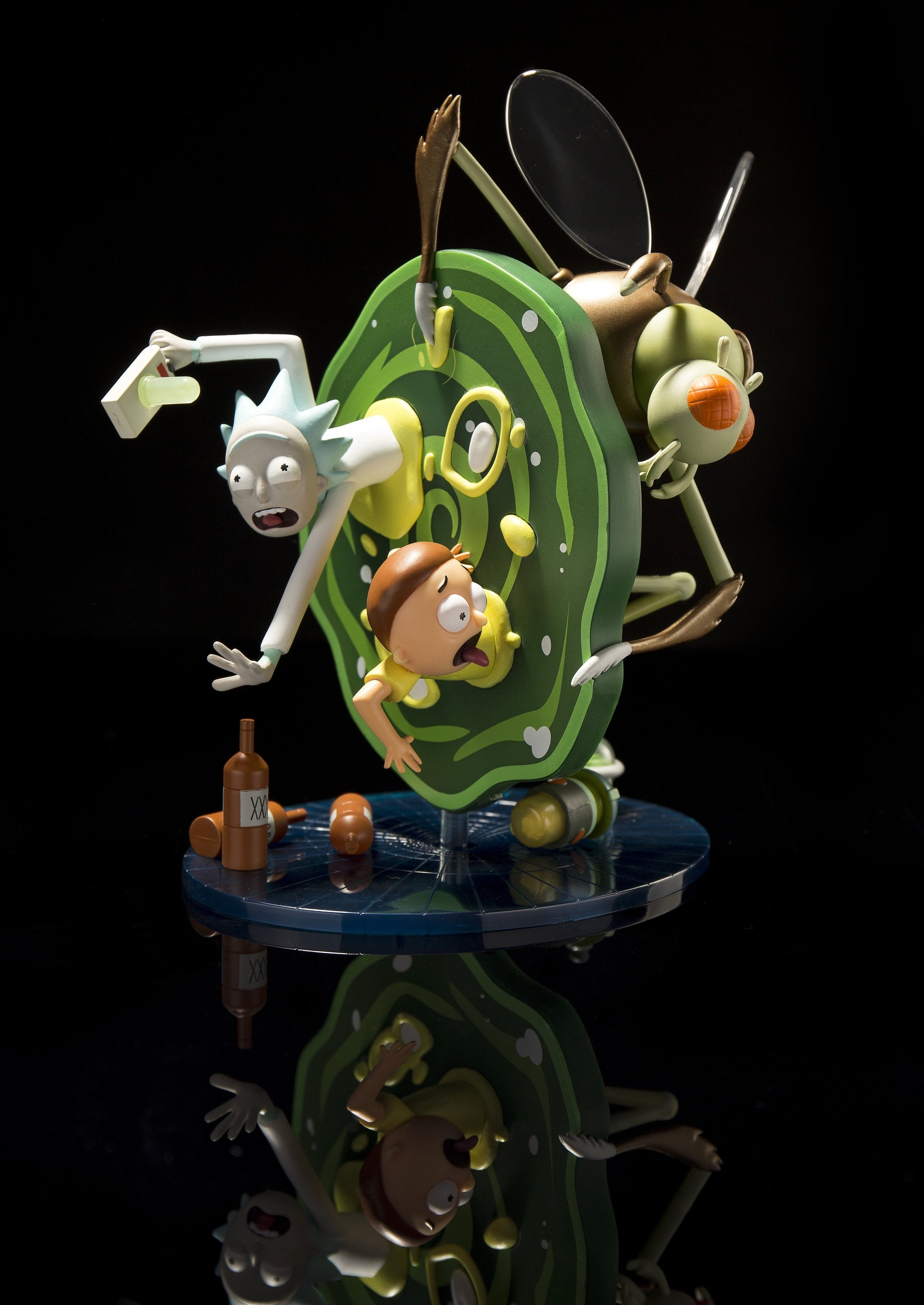 Best Home Products Rick And Morty 7 Quot Medium Art Figure Kidrobot