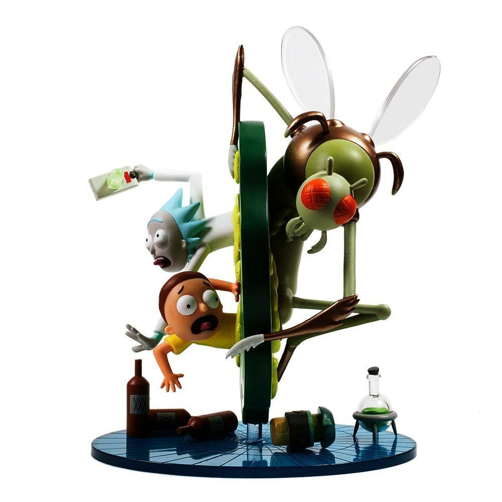 "Vinyl - Rick And Morty 7"" Medium Figure"