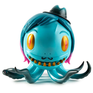 "Vinyl - ScaryGirl Blister The Octopus 8"" Art Figure By Nathan Jurevicius"