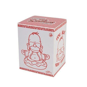 "Homer Buddha 3"" Mini Figure The Simpsons x Kidrobot - Kidrobot - Designer Art Toys"