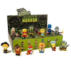 Vinyl - Simpsons Treehouse Of Horrors Blind Box Mini Series