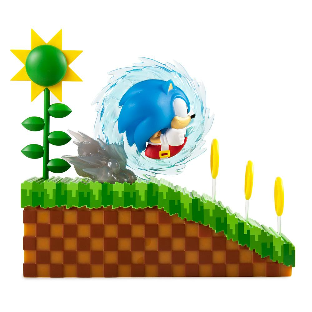 Sonic the Hedgehog Collectible Art Figure - Kidrobot - Designer Art Toys