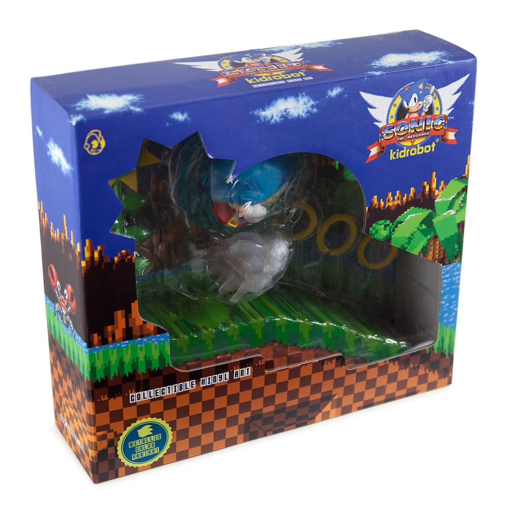 Sonic the Hedgehog Blind Box Figures by Kidrobot - The Toyark - News