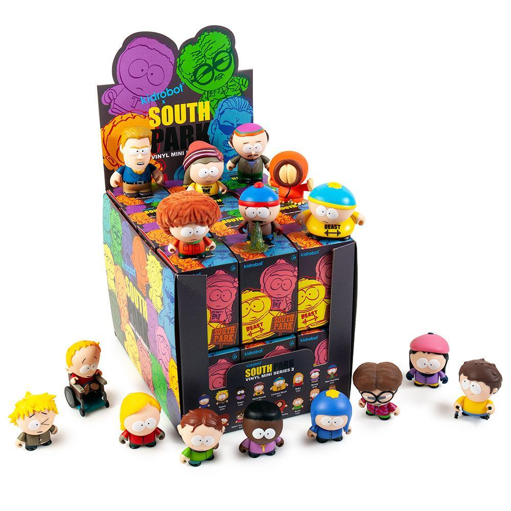 South Park Blind Box Mini Series 2 by Kidrobot - Kidrobot - Designer Art Toys