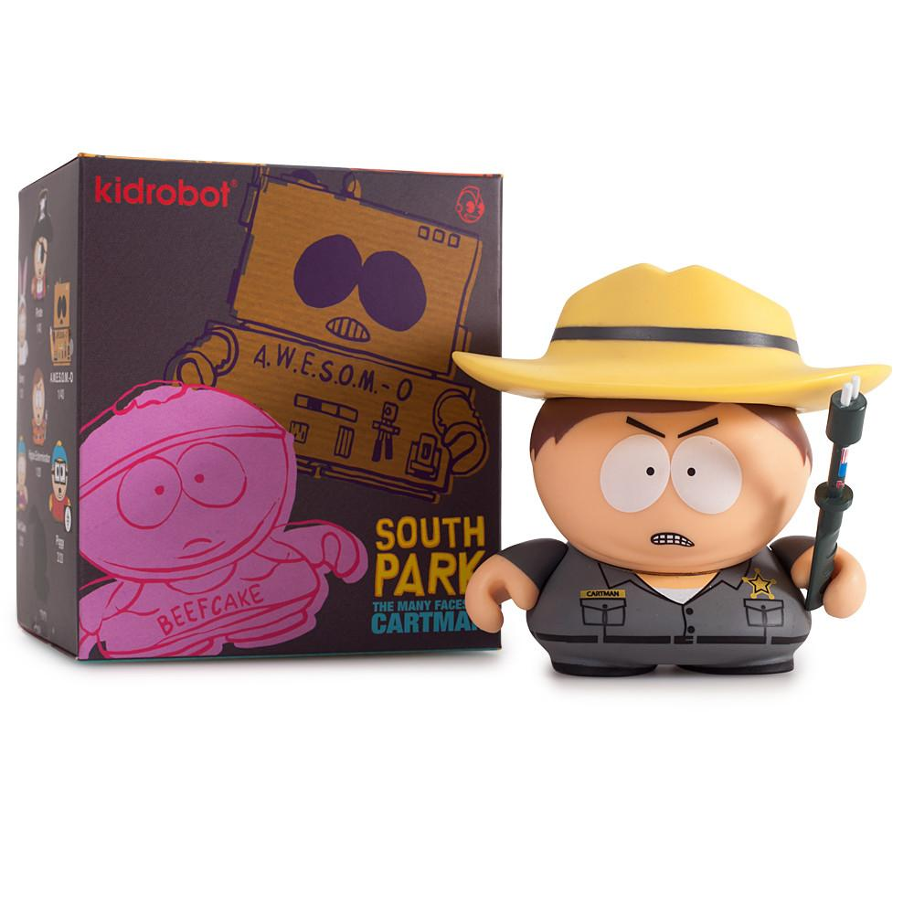 "South Park Many Faces of Cartman 3"" Blind Box Mini Series - Kidrobot"