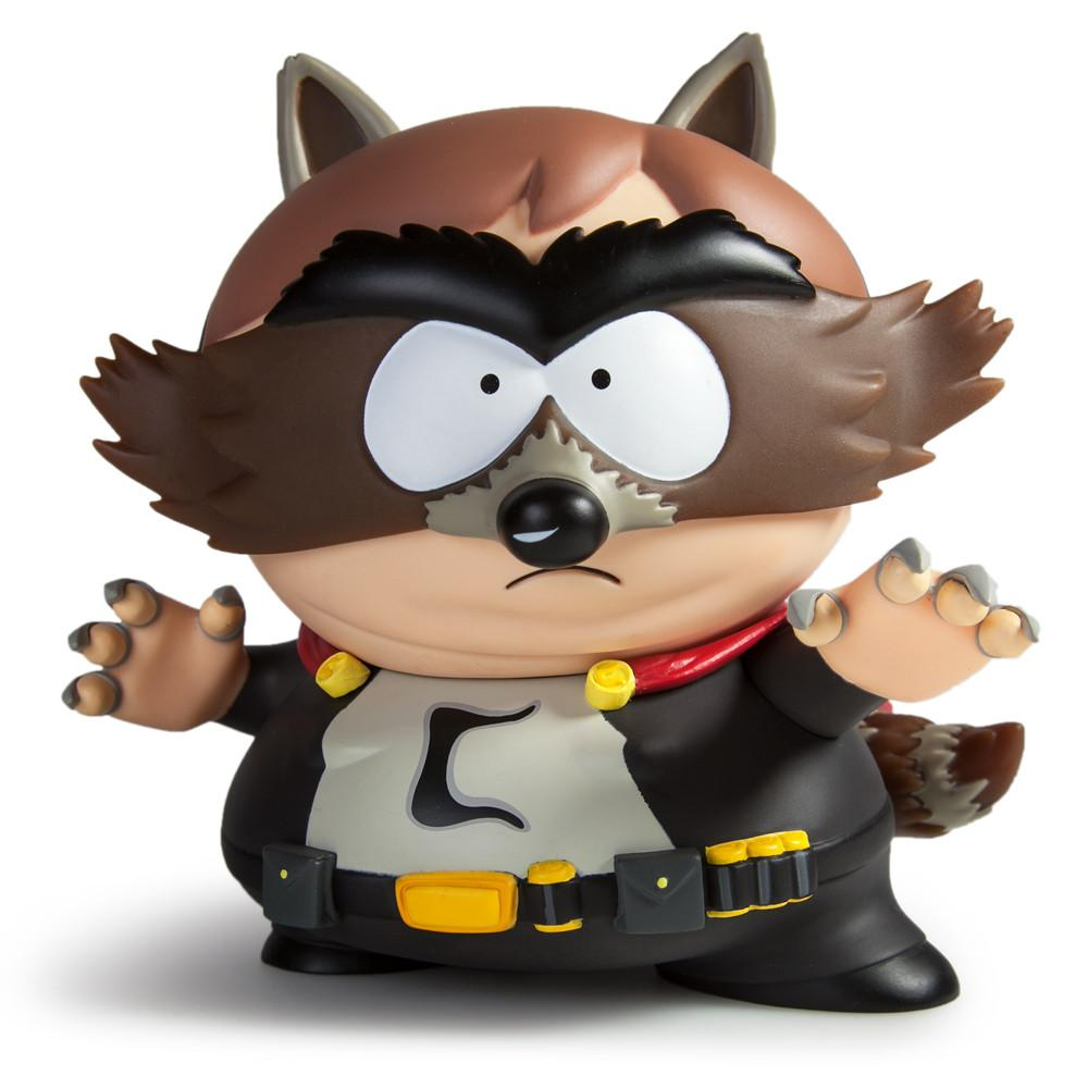 "South Park The Fractured but Whole The Coon 7"" Medium Figure - Kidrobot - Designer Art Toys"