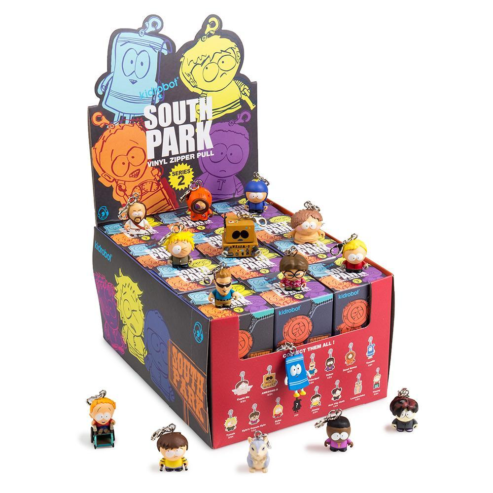 South Park Blind Box Keychain Series 2 by Kidrobot - Kidrobot