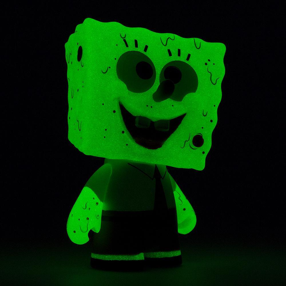 "Vinyl - Spongebob Squarepants GID 3"" Mini Figure"