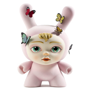 "Vinyl - The Dreamer 8"" Pink Dunny By Mab Graves"