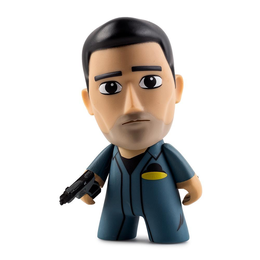 "The Expanse James Holden 5"" Vinyl Figure - Kidrobot - Designer Art Toys"