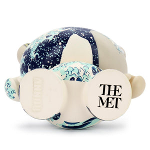 The Met 8-Inch Masterpiece Dunny - Hokusai Great Wave (PRE-ORDER) - Kidrobot - Designer Art Toys