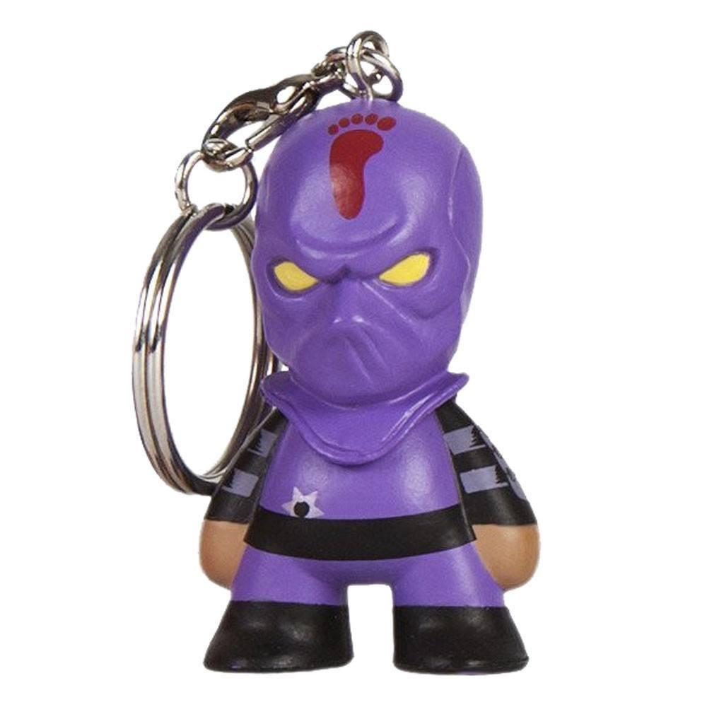 Tmnt foot soldier keychain kidrobot for Foot soldier