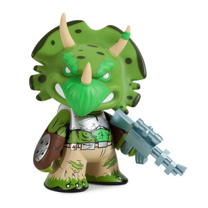 "Vinyl - TMNT Green Triceraton 7"" Medium Vinyl Figure"