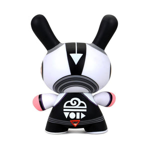 "VOID 5"" Mecha Half-Ray Android Dunny by Dirty Robot – Create Edition - Kidrobot - Designer Art Toys"