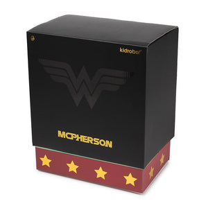 "Limited Edition Wonder Woman 11"" Art Figure by Tara McPherson - Kidrobot - Designer Art Toys"