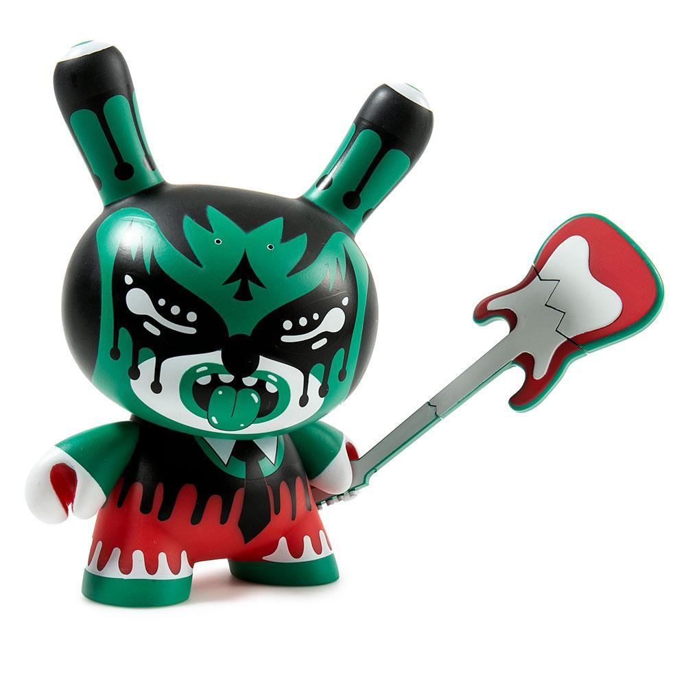 "Vinyl - Zmirky 5"" Dunny Art Figure By Roman Klonek - KR Exclusive"