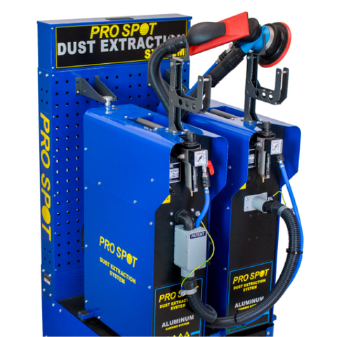 Dust-Free Sanding System