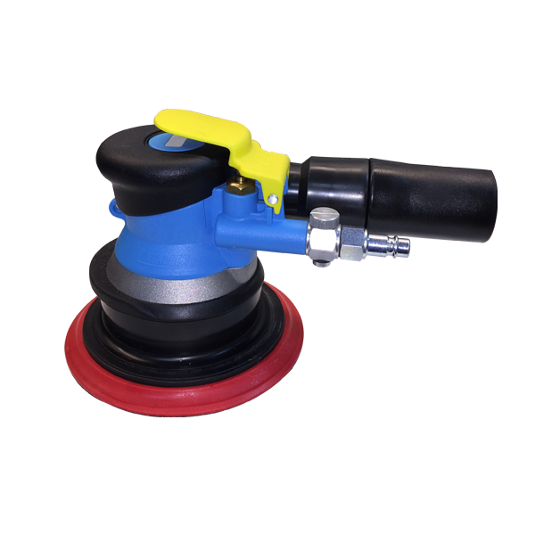 "Dual Action Air Sander, 6""Dia. 3mm Orbit - 84-6014"