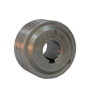 Wire Feed Roller for Steel Size : 0.8mm - 1.0mm - 50-7209