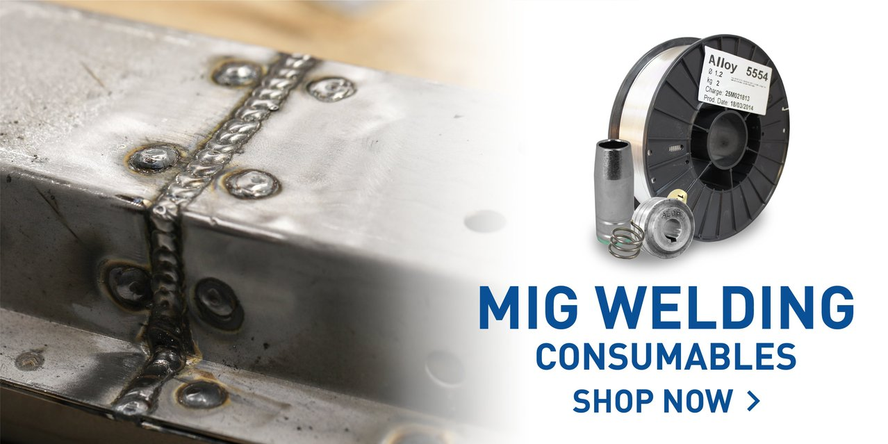 MIG Welding Consumables, Gear and More