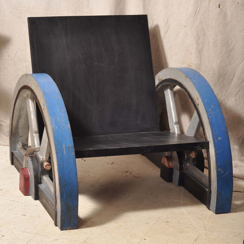 Casting Form Chair