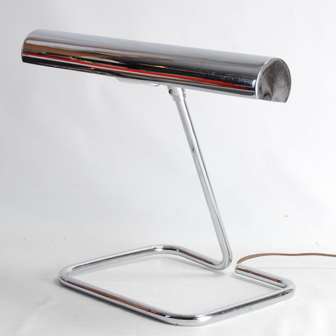 Chrome Lamp