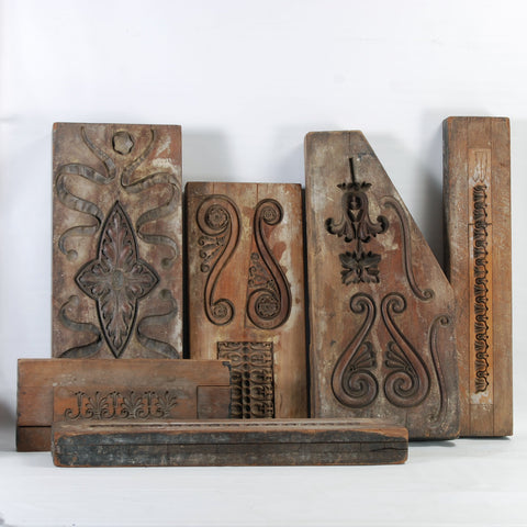 Lot Decoration Molds
