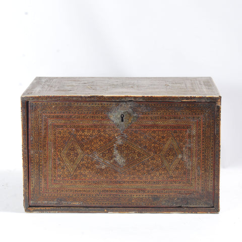 Persian Inlayed Desk Box