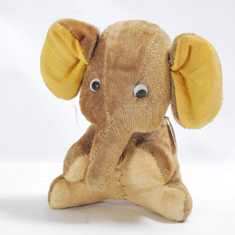 Stuffed Elephant