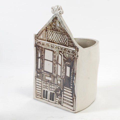 House Planter Pottery