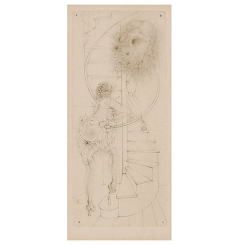 "Hans Bellmer ""Madame Edwarda"" Engraving"