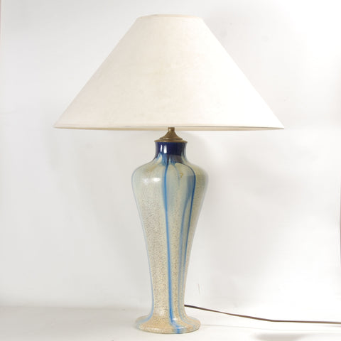 Belgian Ceramic Lamp