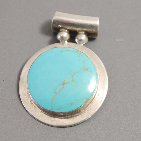 Mexican Sterling Pendant