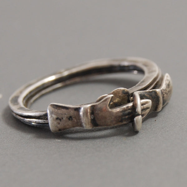 Articulated Silver Ring