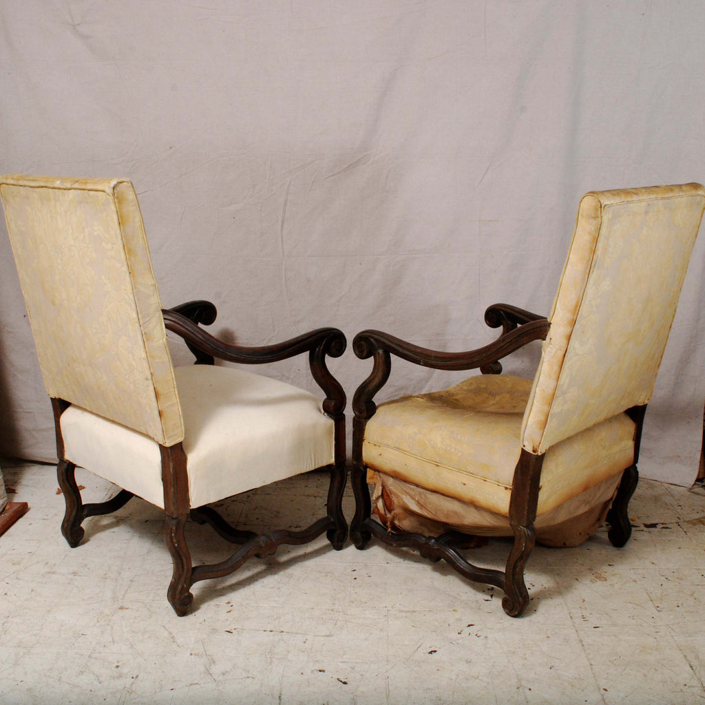 Spanish Chairs - Spanish Chairs – Seaver & McLellan Antiques