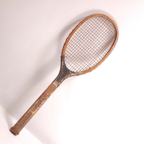 Early Tennis Racket