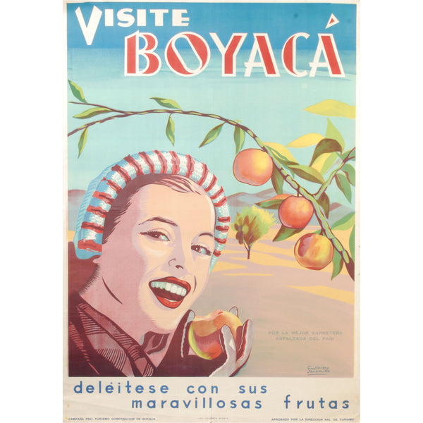 Boyaka Travel Poster