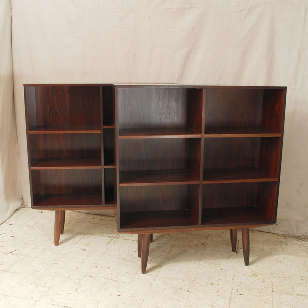 Rosewood Bookcases