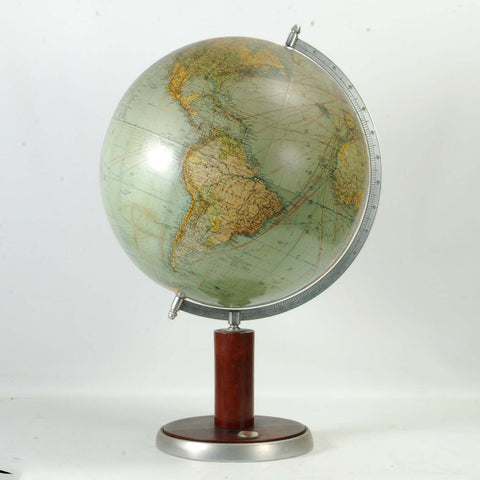 German Deco Globe