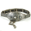 Silver Niello Belt